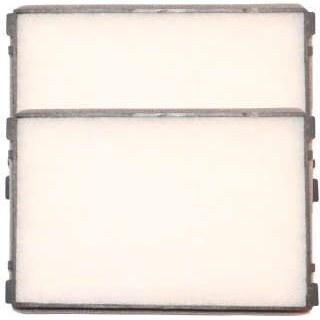 فیلتر کابین خودرو مدل LF405 Plus مناسب برای سمند.پژو 405 و پژو پارس بسته 2 عددی |