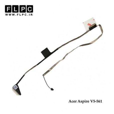 تصویر فلت تصویر لپ تاپ ایسر Acer Aspire V5-561 Laptop Screen Cable _DC02001OH10-30Pin