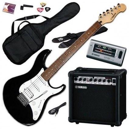 تصویر پکیج گیتار الکتریک یاماها مدل EG112GP