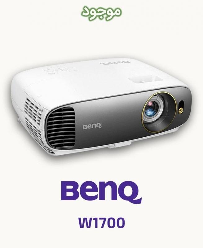 تصویر پروژکتور بنکیو W1700 BenQ W1700 Video Projector