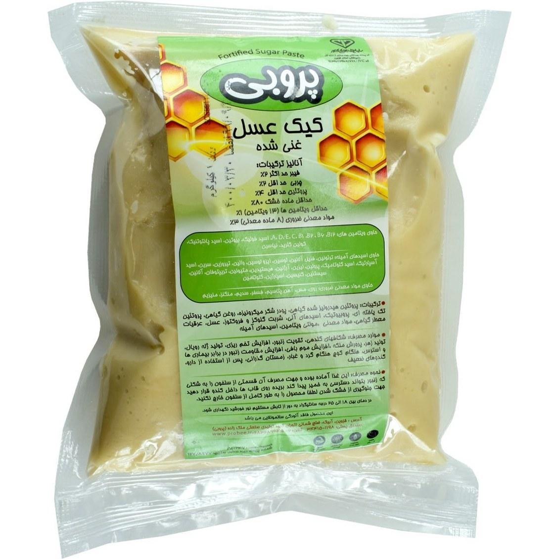 کیک عسل پروبی بسته 1 کیلوگرمی
