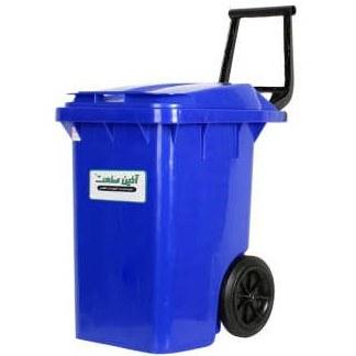 سطل زباله آذین صنعت کد 334121 |