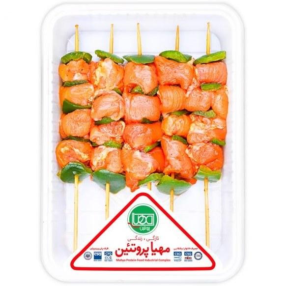 جوجه کباب باربیکیو مهیا پروتئین مقدار 0.4 کیلوگرم                             Mahya Protein Barbecue Chicken 0.4kg  