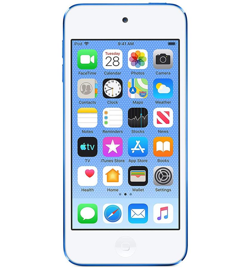 پخش کننده موسيقي قابل حمل اپل مدل iPod Touch ۷th Generation با ظرفيت ۳۲ گيگابايت