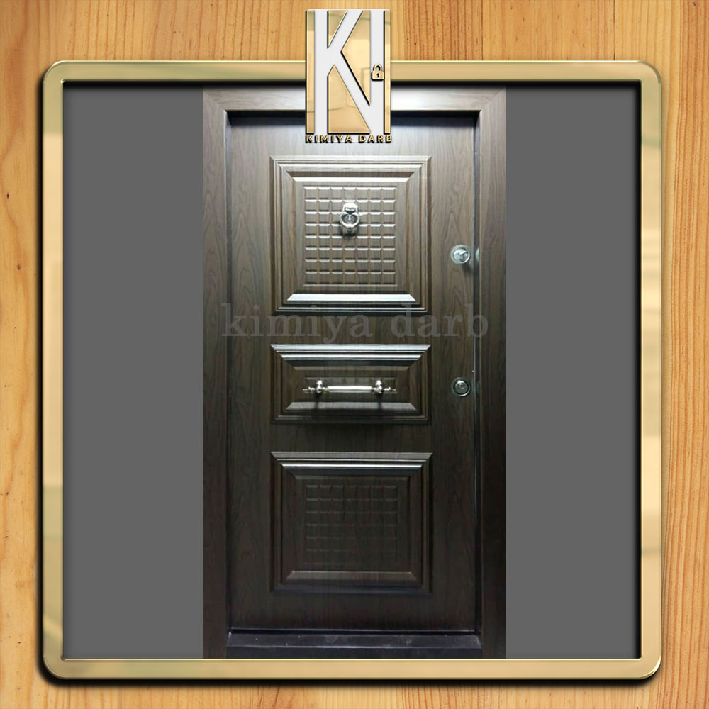 تصویر درب ضد سرقت CNC کد 1003