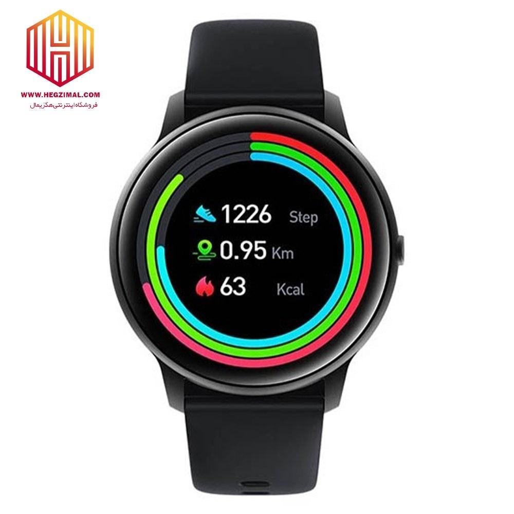 تصویر ساعت هوشمند شیائومی مدل Imilab KW66 Xiaomi Imilab KW66 smartwatch
