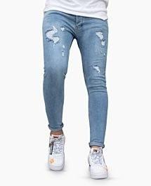 عکس شلوار جین زاپدار مردانه adidas کد 2380  شلوار-جین-زاپدار-مردانه-adidas-کد-2380