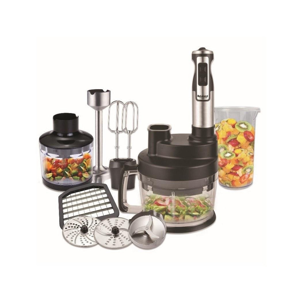 تصویر غذاساز چندکاره دلمونتی مدل DL 395 Delmonti DL395 Food Processors