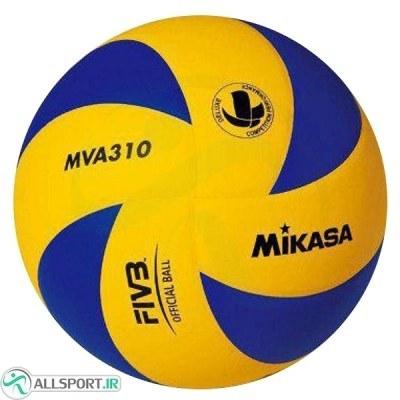 توپ والیبال میکاسا اورجینال Volleyball Mikasa MVA 310