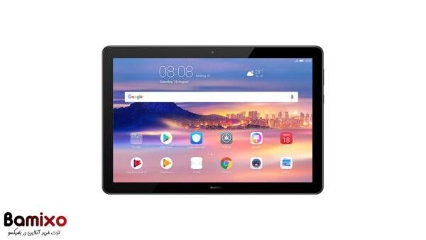 "تصویر تبلت هوآوی مدل MediaPad T5 (2018, 10.1"") 4G ظرفیت 32/3 گیگابایت + هدیه پاوربانک 10000mAh Huawei Mediapad T5 (2018, 10.1"") 4G 32GB, 3GB Ram Tablet + 10000mAh SP C100 Power Bank Gift"