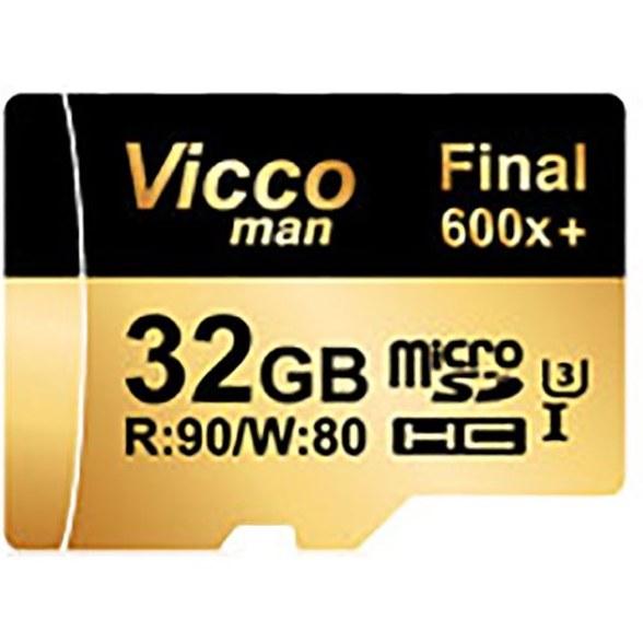 کارت حافظه microSDHC ویکو من مدل Extre600X  ظرفیت 32 گیگابایت