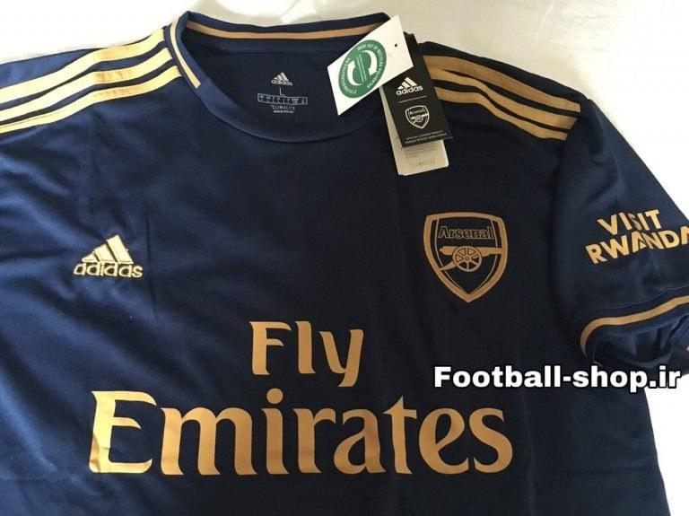 تصویر پیراهن سوم اورجینال درجه یک 2019-2020 آرسنال-بی نام-Adidas
