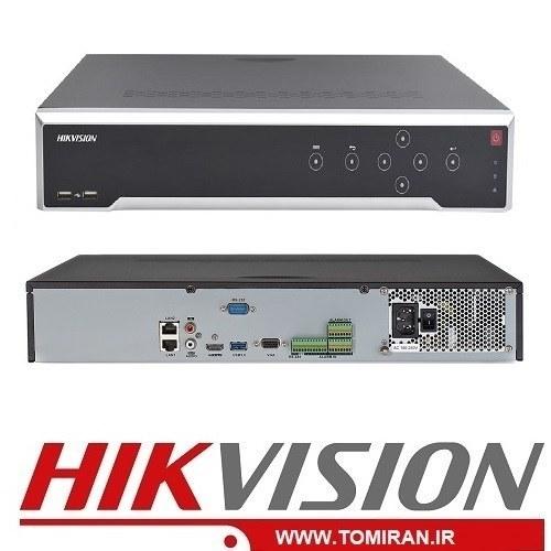 تصویر NVR Hikvision DS-7732NI-K4 دستگاه ضبط کننده ویدئویی تحت شبکه هایک ویژن DS-7732NI-K4