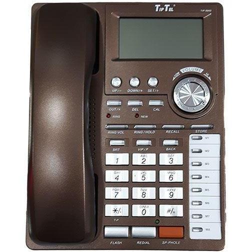 main images تلفن رومیزی تیپ تل مدل TipTel Phone Tip-6646