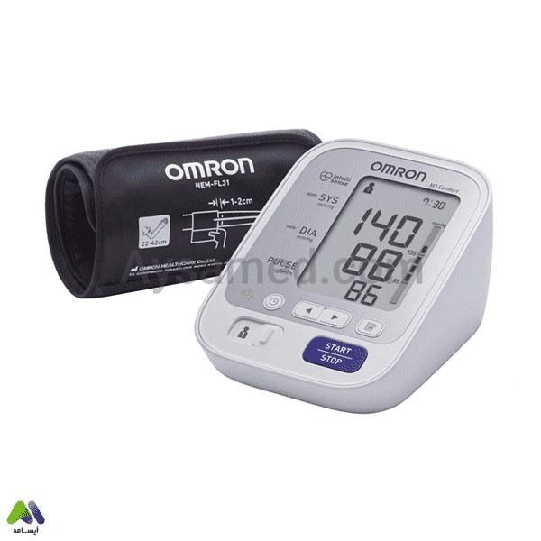 main images فشارسنج دیجیتال امرن مدل M3 2020 Omron M3 2020 Blood Pressure Monitor