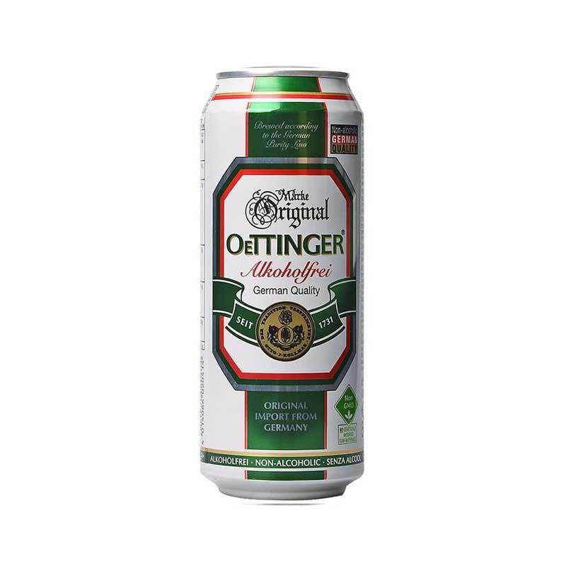 تصویر آبجو بدون الکل کلاسیک اوتینگر ۵۰۰ میلی لیتر