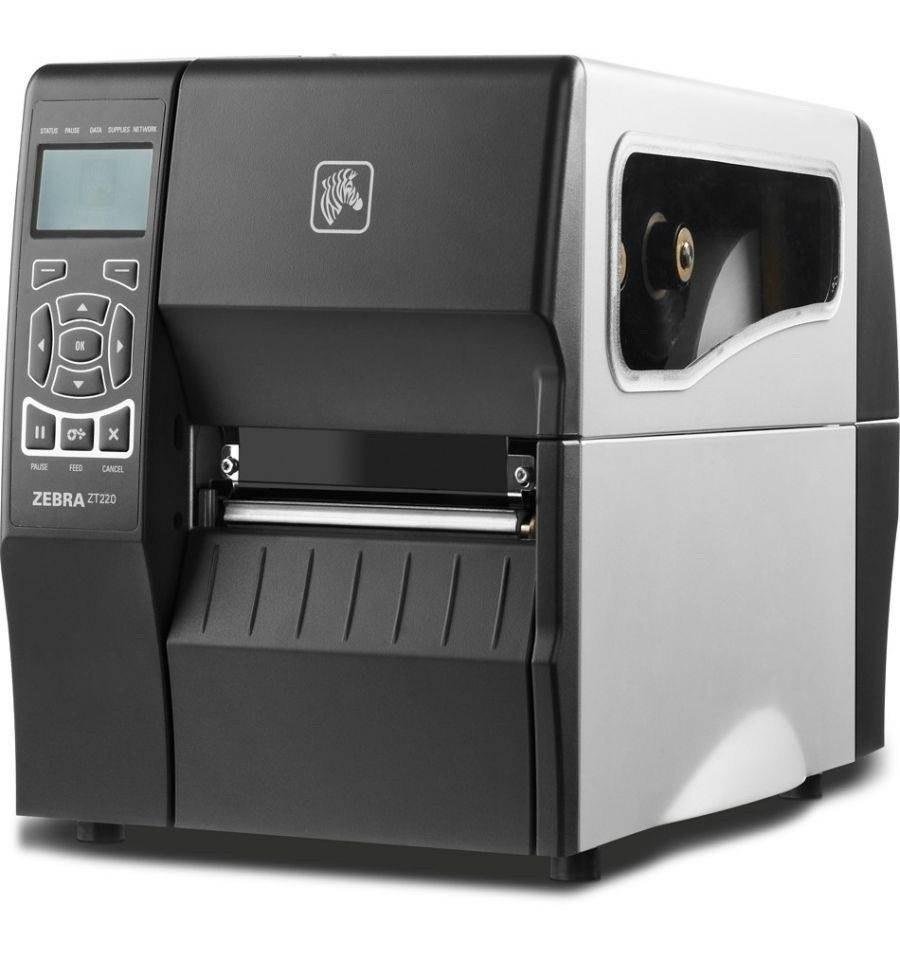 تصویر لیبل پرینتر نیمه صنعتی ZT220  زبرا Zebra ZT220 Thermal Receipt Printer