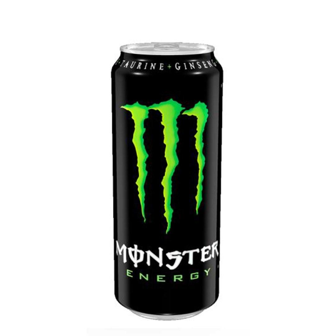 تصویر نوشابه انرژی زا مانستر 500 میلی Monster Energy