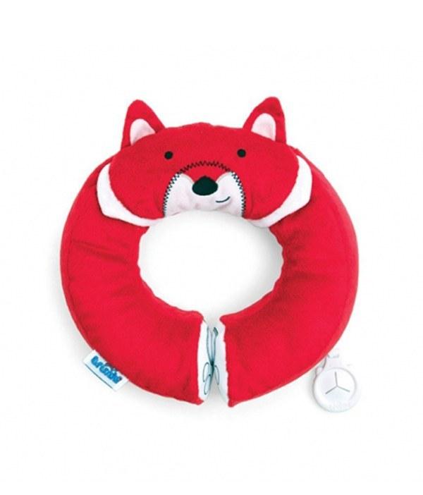 بالش دور گردنی کودک طرح روباه قرمز ترانکی Trunki