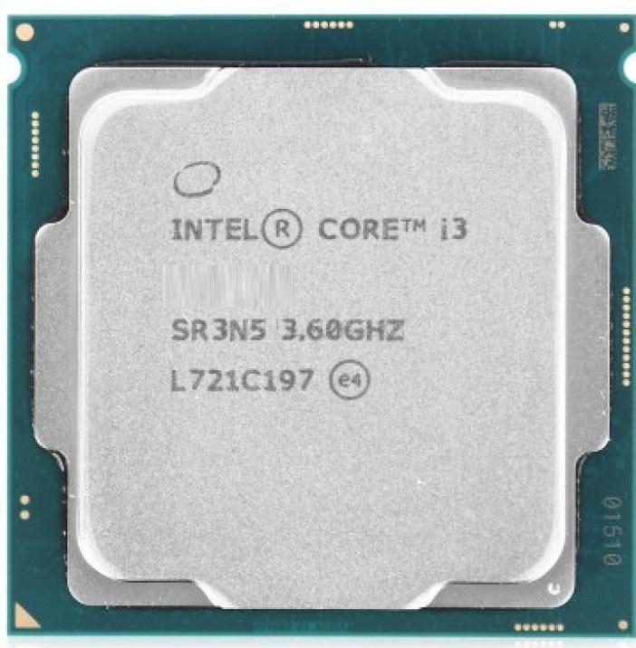 پردازنده تری اینتل مدل آی تری ۹۱۰۰ با فرکانس ۳.۶ گیگاهرتز
