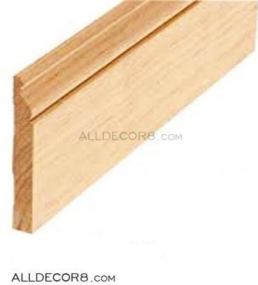 تصویر قرنیز چوبی مدل T3
