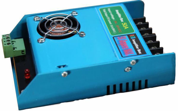 main images تقویت کننده کنترلرRGB (آمپلی فایر ) 50 آمپر