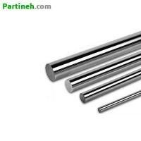 تصویر شفت هارد (شفت راهنما) برند نیمت (Nimet) قطر 5mm ا Nimet 5mm Linear Shaft Hard Nimet 5mm Linear Shaft Hard