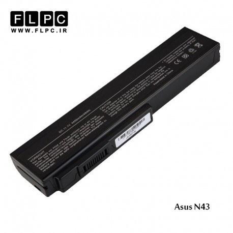 تصویر باطری لپ تاپ ایسوس Asus N43 Laptop Battery _6cell