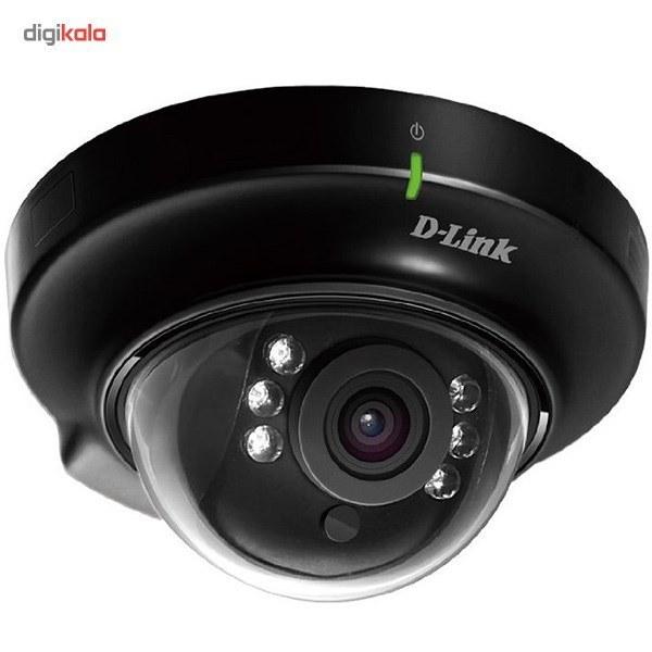 تصویر دوربین تحت شبکه HD PoE Mini Dome دی لینک مدل DCS-6004L