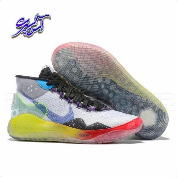 کفش بسکتبال و والیبال نایک مدل کوین دورانت ۱۲ (کی دی ۱۲) (NIKE KD 12)