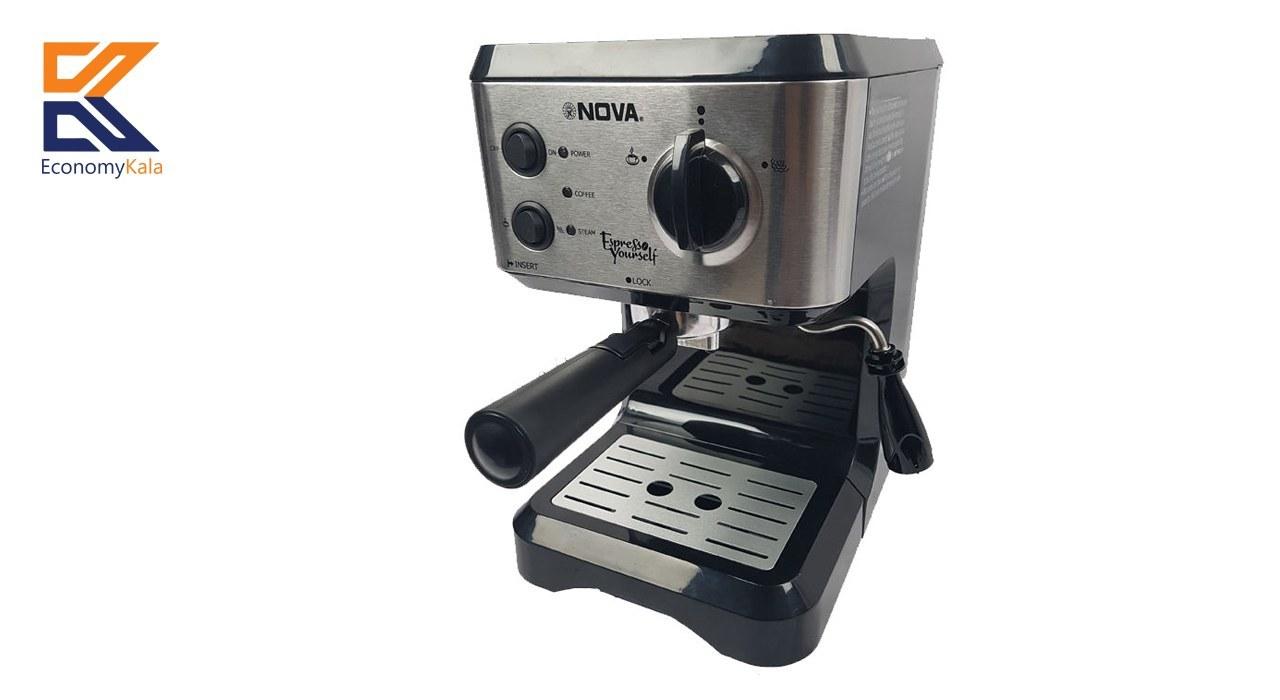 تصویر اسپرسو ساز و کاپوچینو ساز نوا مدل 146 NOVA 146 Espresso Maker
