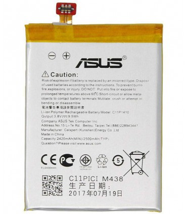 تصویر باتری ایسوس مدل Asus Zenfone 5 Lite ZC600KL