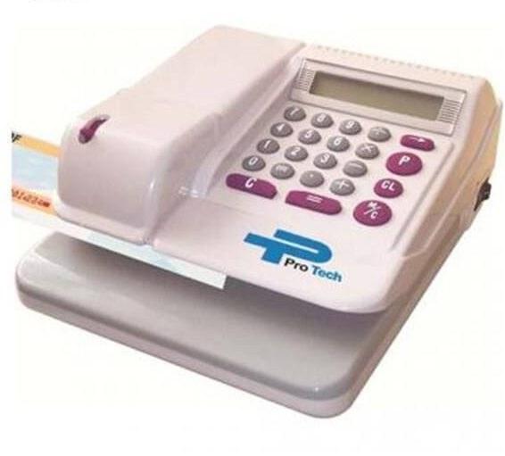 تصویر دستگاه پرفراژ چک پروتک مدل EC-160