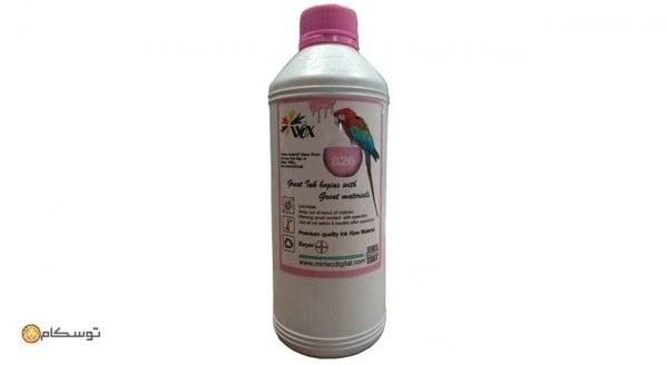 تصویر جوهر اپسون قرمز روشن ۱۰۰۰ میلی لیتری WOX ا Epson WOX Ink 1000ml-Light Magenta Epson WOX Ink 1000ml-Light Magenta