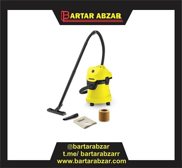 تصویر جاروبرقی سطلی کارشر KARCHER Vacuum Cleaner WD 4 Premium