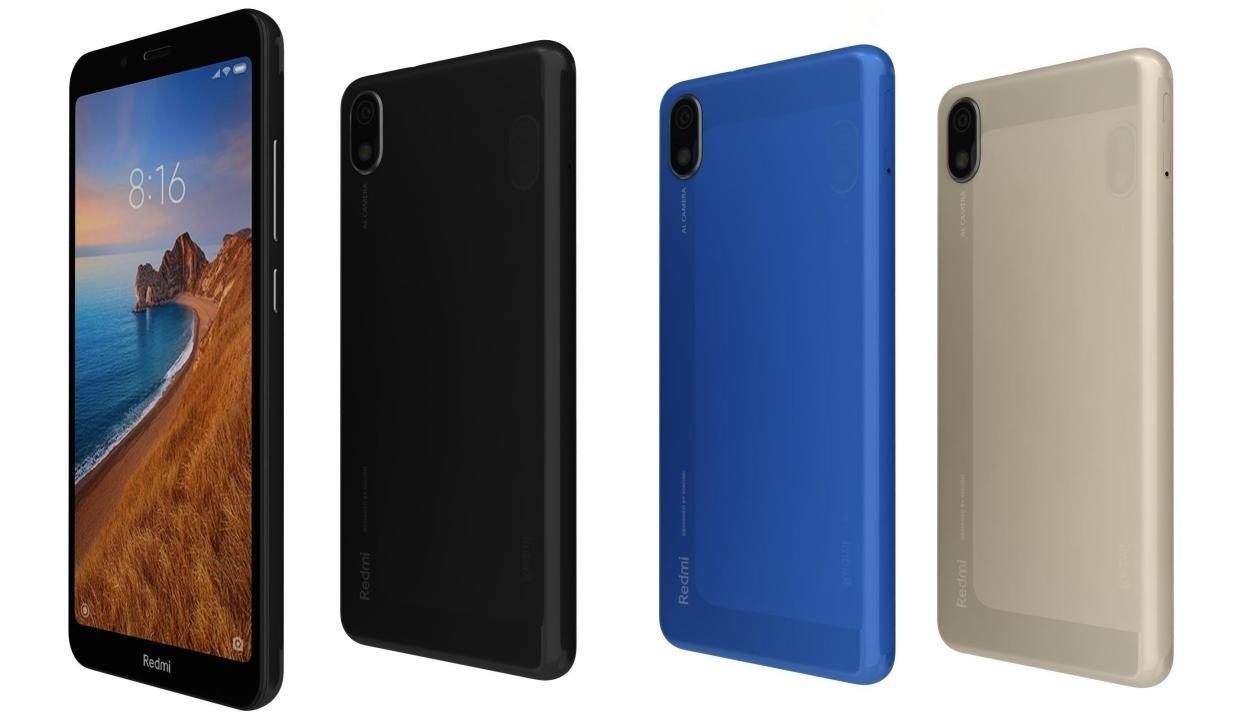 img گوشی شیائومی ردمی 7A | ظرفیت 32 گیگابایت Xiaomi Redmi 7A | 32GB