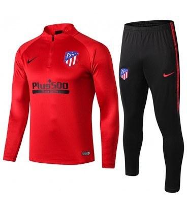 سوئیشرت پسرانه اتلتیکومادرید Atletico Madrid Training Tracksuit 2020
