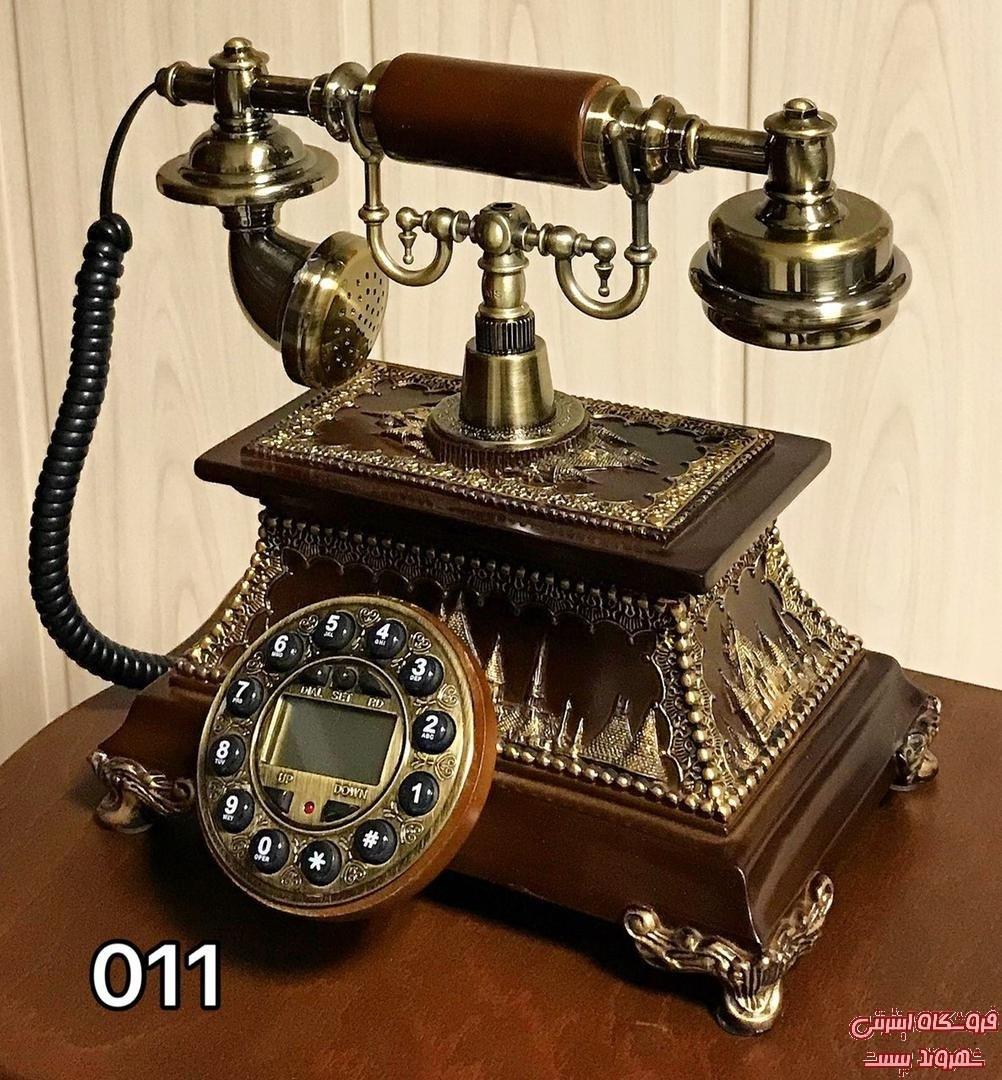 تصویر تلفن رومیزی آرنوس مدل 011 کد کالا 1574