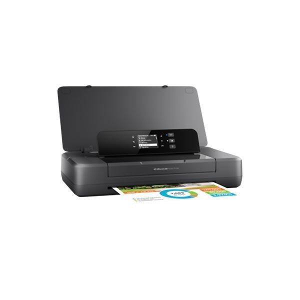 main images پرینتر جوهر افشان اچ پی مدل آفیس جت ۲۰۲ HP OfficeJet 202 Mobile Printer