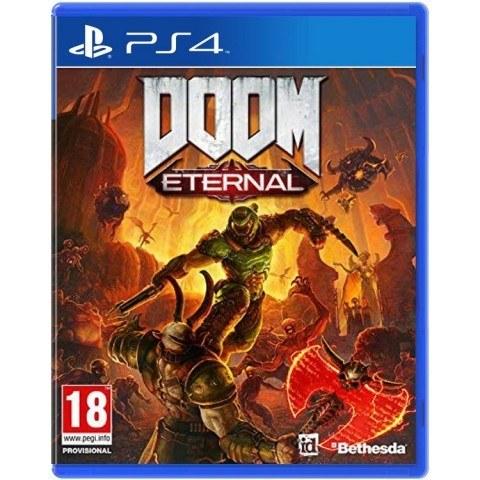 بازی Doom eternal مناسب برای پلی استیشن 4 ریجن 2