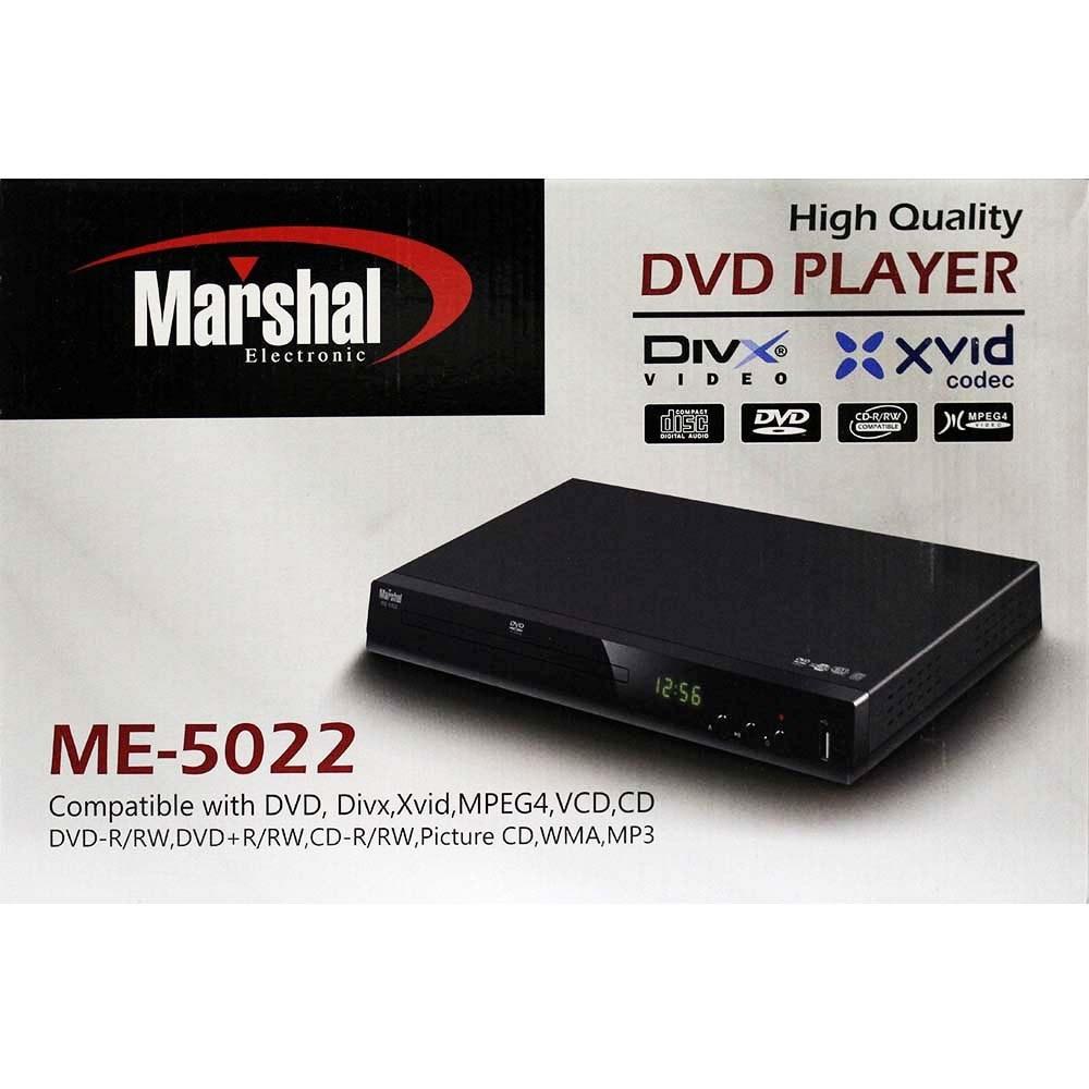 دی وی دی پلیر مارشال مدل ME-۵۰۲۲