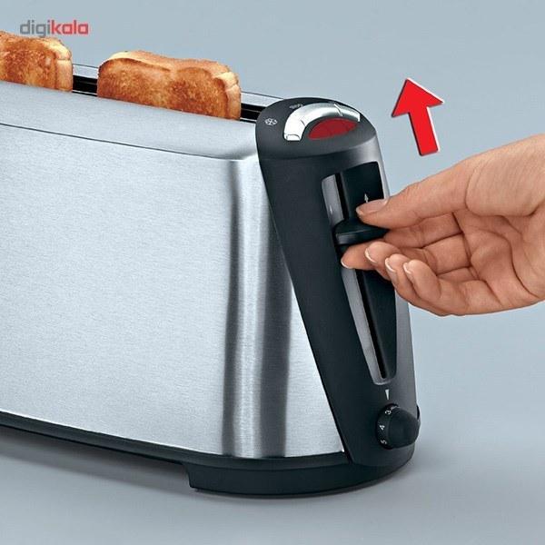 تصویر توستر براون مدل HT600 Braun HT600 Toaster
