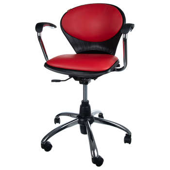 صندلی کامپیوتر شفق مدل 001 |