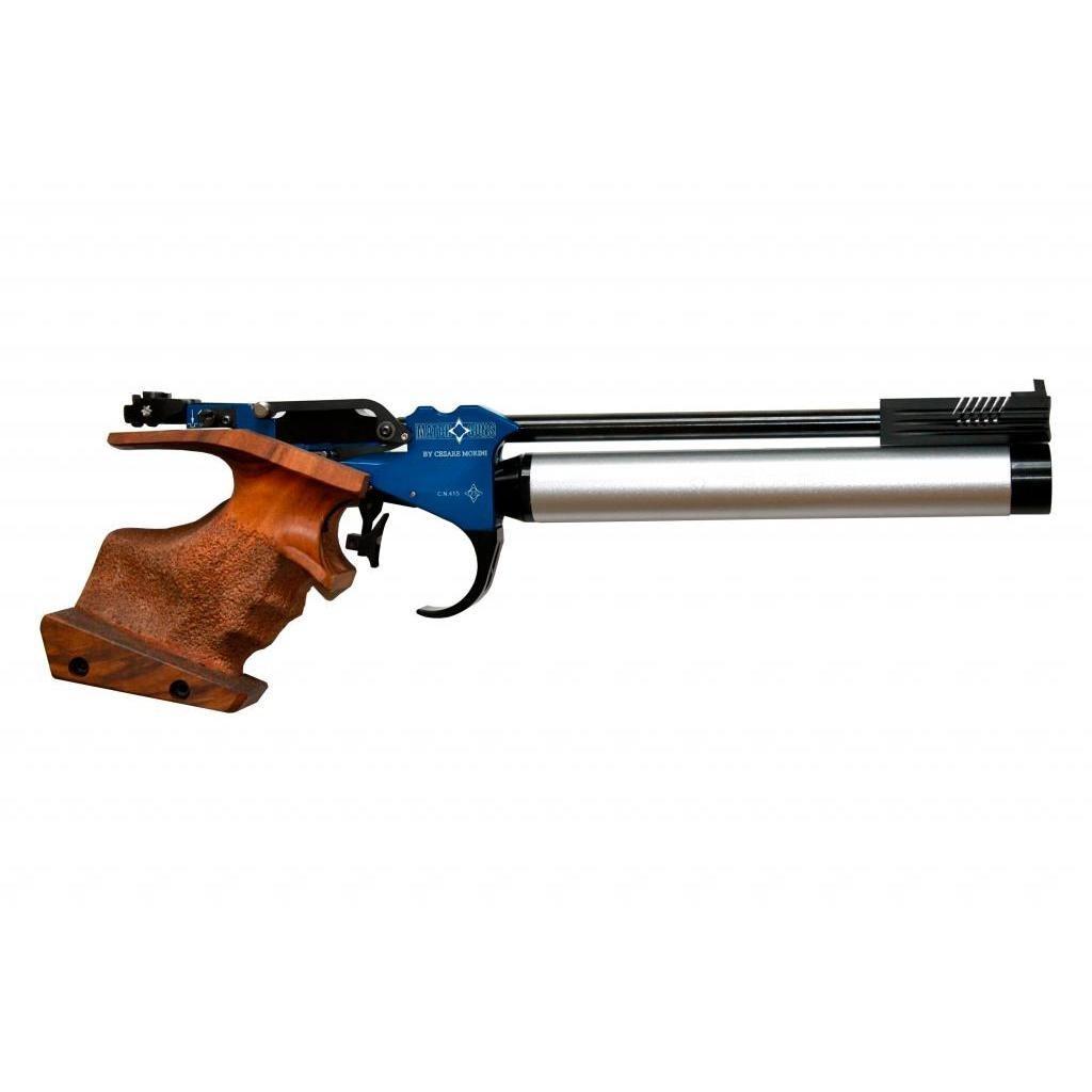 تصویر تپانچه پی سی پی مچ گانز ام جی اچ وان مکانیکال   MatchGuns MGH1 Mechanical PCP Air Pistol