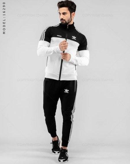 main images ست سویشرت و شلوار مردانه Adidas مدل 16290