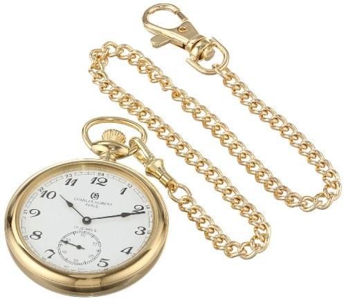 ساعت جیبی مردانه Charles-Hubert مدل 3756-GA |