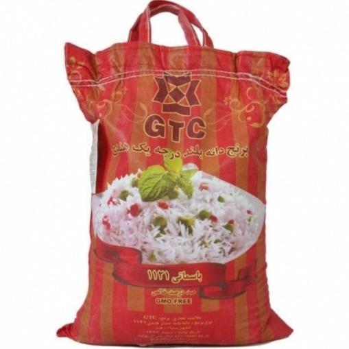 تصویر برنج هندی 10 کیلوگرمی GTC  ا پینکت پینکت