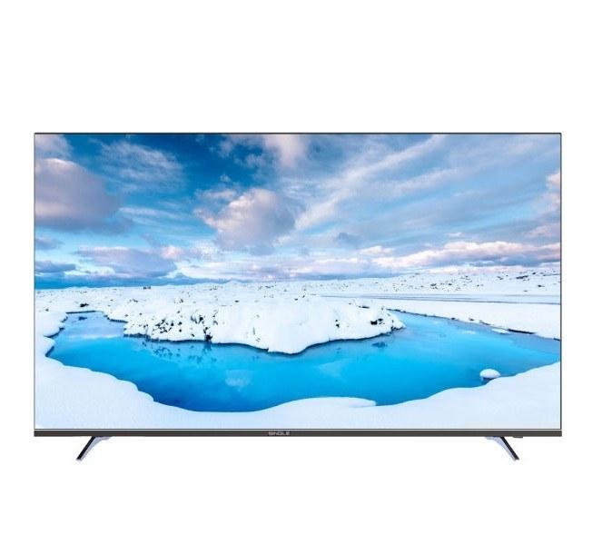 تصویر تلویزیون ال ای دی سینگل مدل 5020U سایز 50 اینچ