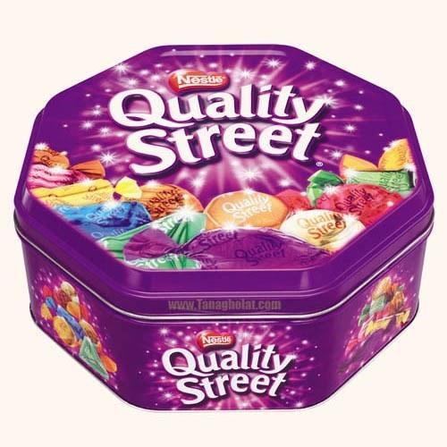 عکس شکلات پذیرایی جعبه فلزی کوالیتی استریت نستله - 900 گرم  شکلات-پذیرایی-جعبه-فلزی-کوالیتی-استریت-نستله-900-گرم