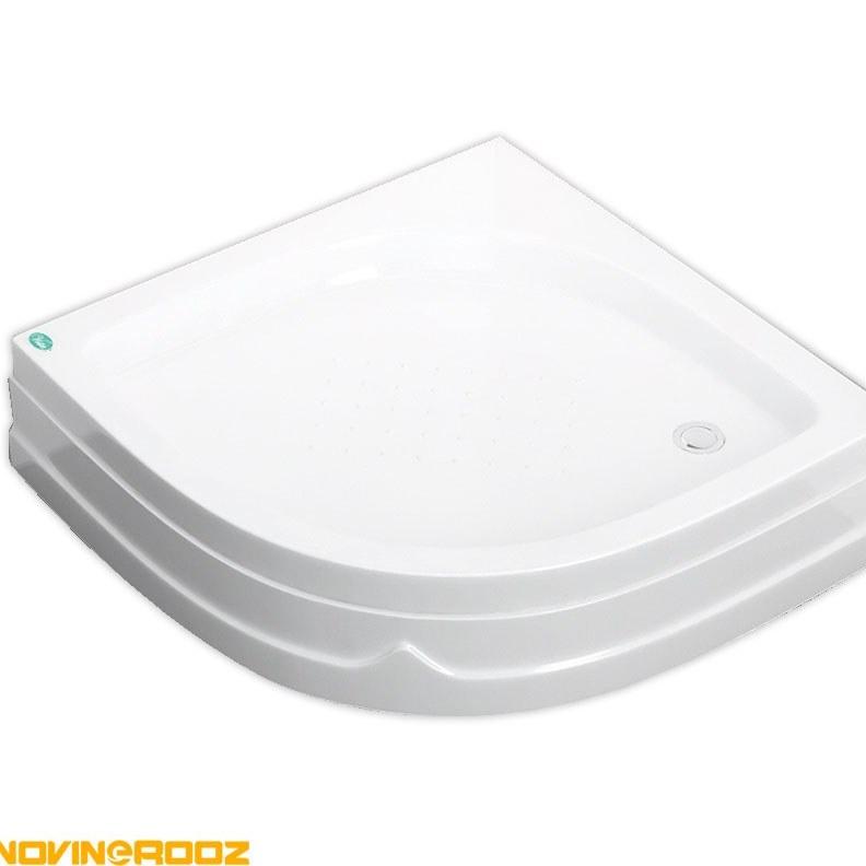 تصویر زیر دوشی ویستا مدل سورنتو Vista Shower Tray model Sorrento